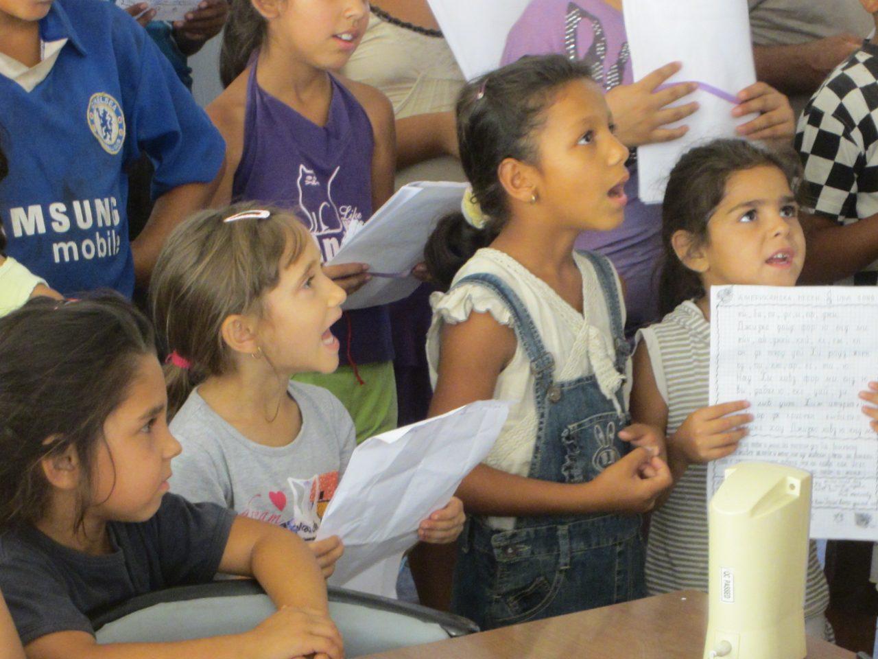 Sommarbibelskola 2012