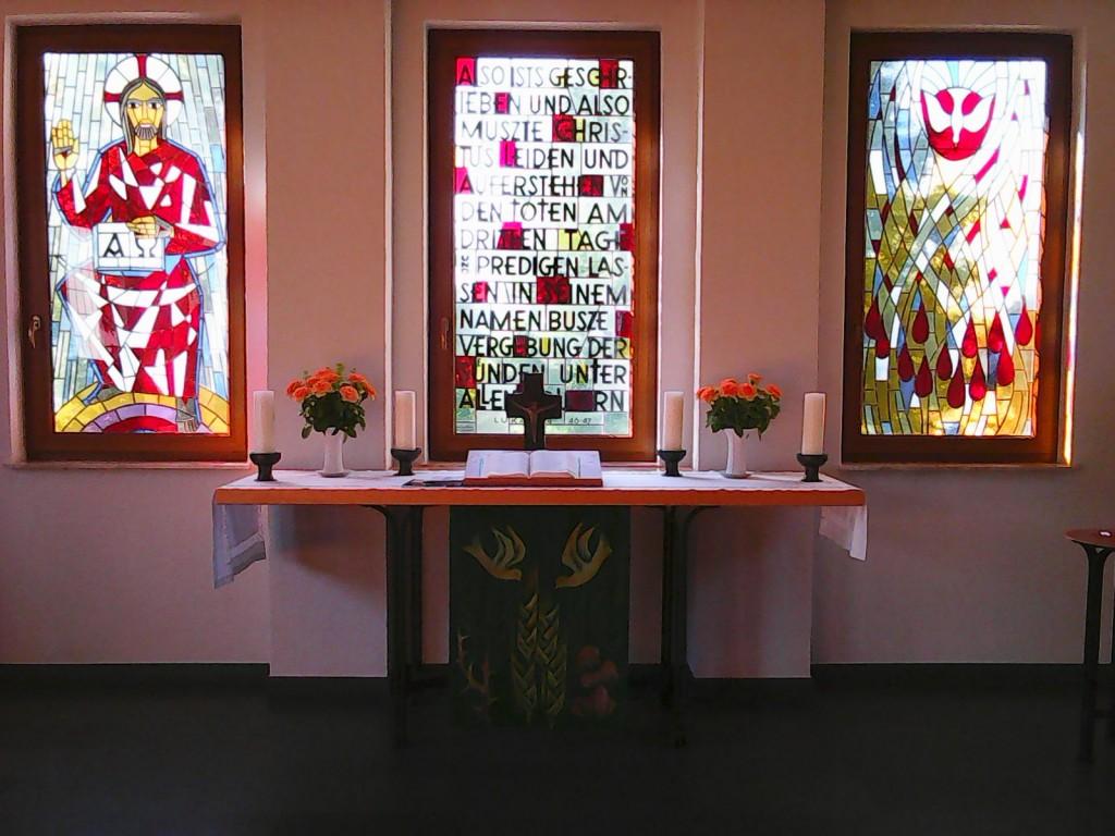 Altare kyrksal