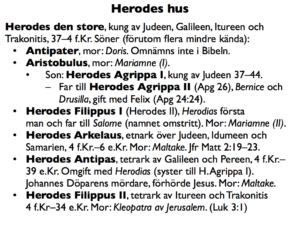 Herodes hus